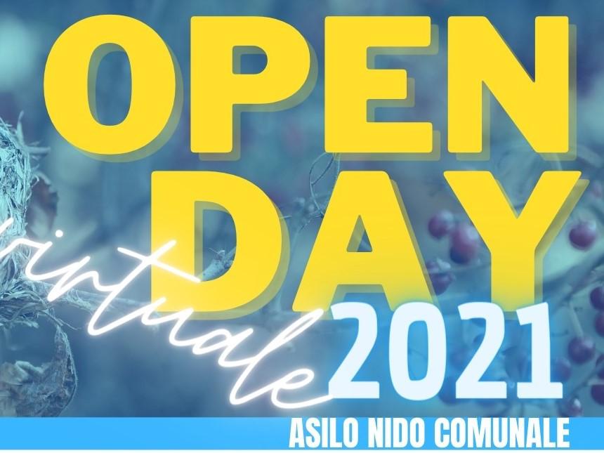OPEN DAY ASILO NIDO
