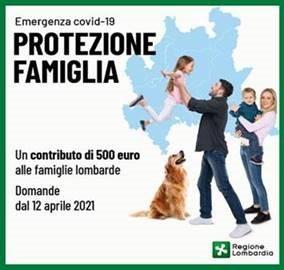 Bando Protezione Famiglia – Regione Lombardia